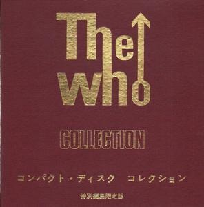 The Who - Collection 2xCD Box-Set +Book with Flexi Disc