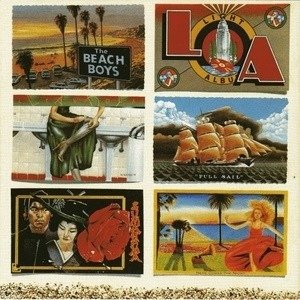 The Beach Boys - L.A. (Light Album)
