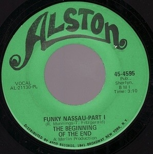 The Beginning of the End - Funky Nassau
