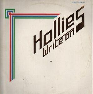 The Hollies - Write On