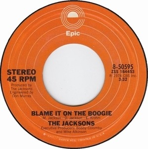The Jackson 5 - Blame It On The Boogie