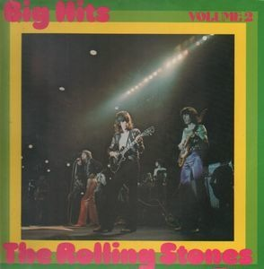 The Rolling Stones - Big Hits Volume 2