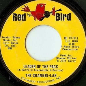 The Shangri-Las - Leader Of The Pack / What Is Love