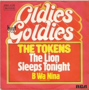 The Tokens - The Lion Sleeps Tonight / B Wa Nina