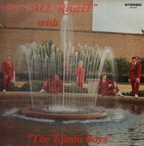 The Toledo Boys - It's All Right