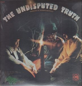 The Undisputed Truth - The Undisputed Truth