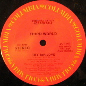 The Third World - Try Jah Love