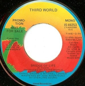 The Third World - Bridge Of Life