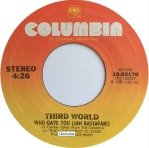 The Third World - Dancing On The Floor (Hooked On Love)