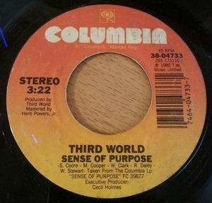 The Third World - Sense Of Purpose