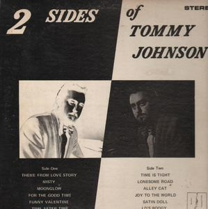 Tommy Johnson - 2 Sides of Tommy Johnson