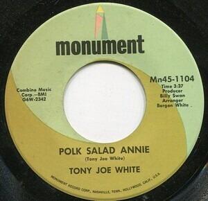 Tony Joe White - Polk Salad Annie / Aspen Colorado