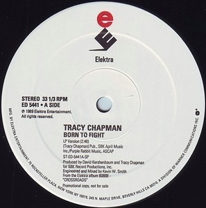 Tracy Chapman - Born To Fight