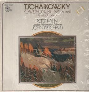Pyotr Ilyich Tchaikovsky - Klavierkonzert Nr.1 b-moll