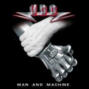 U.D.O. - Man and Machine