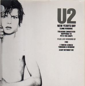 U2 - New Year's Day