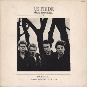 U2 - Pride (In The Name Of Love)