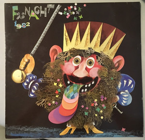 The Unknown Artist - Jetz pfyffe mir - Querschnitt durch die Basler Fasnacht 1982