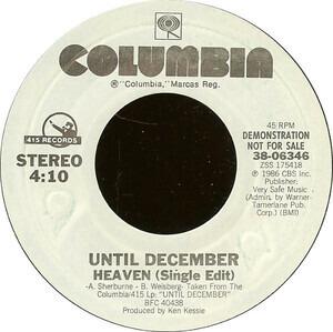 until december - Heaven