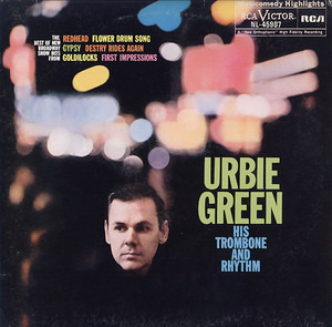 Urbie Green - The Best Of New Broadway Show Hits