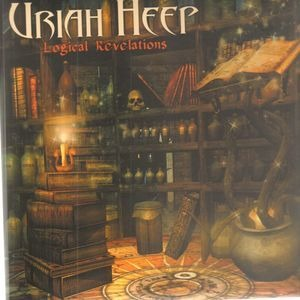 Uriah Heep - Logical Revelations