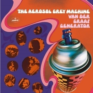 Van Der Graaf Generator - Aerosol Grey..