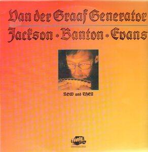 Van Der Graaf Generator - Now And Then