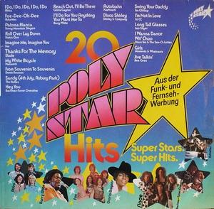 ABBA - 20 Polystar Hits
