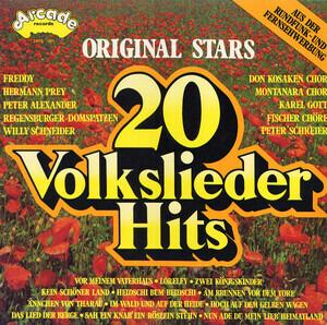 Fritz Wunderlich - 20 Volkslieder Hits