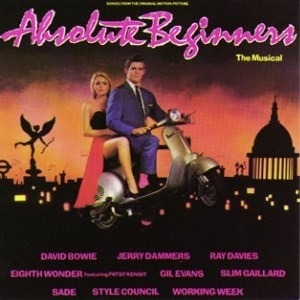 David Bowie - Absolute Beginners (Original Soundtrack)