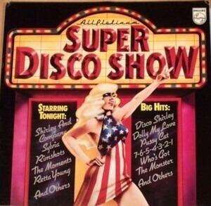 Chuck Jackson - All Platinum - Super Disco Show