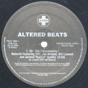 Material - Altered Beats