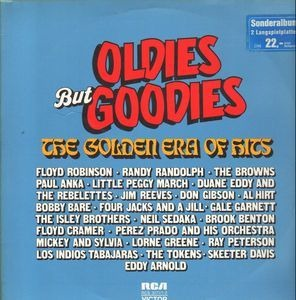 Oldies but goodies - the golden era of hits