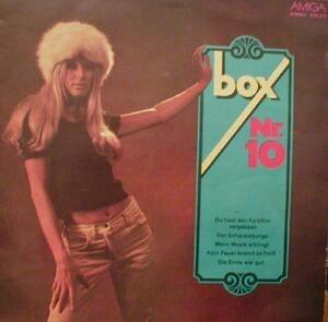 Nina Hagen - Box Nr. 10