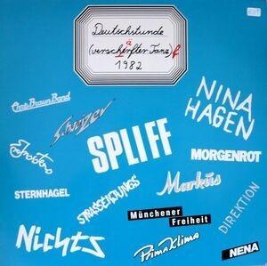 Spliff - Deutschstunde (Verschärfter Tanz '82)