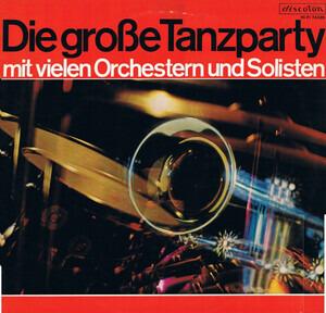 Various Artists - Die große Tanzparty