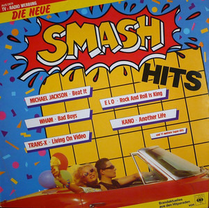 Michael Jackson - Die Neue Smash Hits