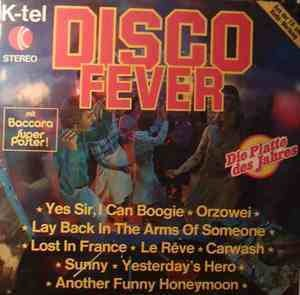 Various Artists - Disco Fever