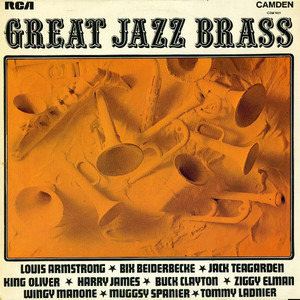 Louis Armstrong - Great Jazz Brass