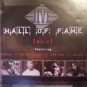 KRS-One - Hall Of Fame EP Vol. 2