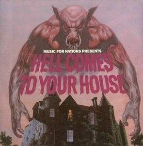 Manowar - Hell Comes To Your House