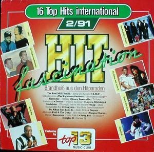 Various Artists - Hit Fascination 2/91