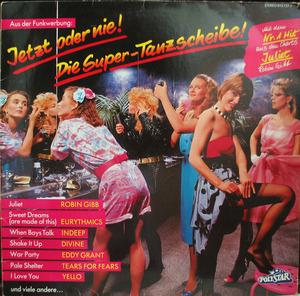 Tears for Fears - Jetzt Oder Nie! - Die Super-Tanzscheibe!