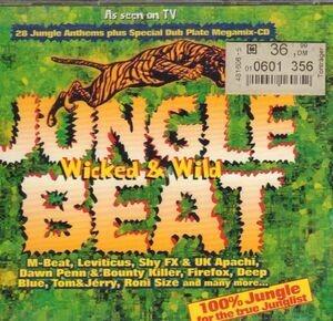 Various Artists - Jungle Beat