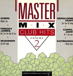 Shannon - Master Mix Club Hits Vol. 2