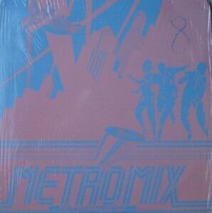 Whitney Houston - Metro Mix - Issue GT8