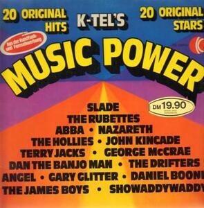 Rubettes - Music Power
