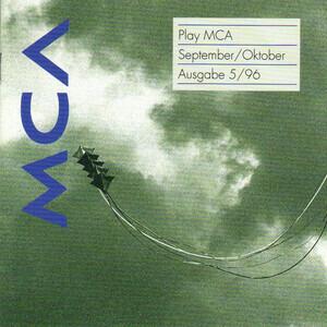 Manowar - Play MCA September/Oktober Ausgabe 5/96