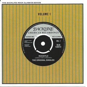 Connie Francis - Rockfile Volume 1