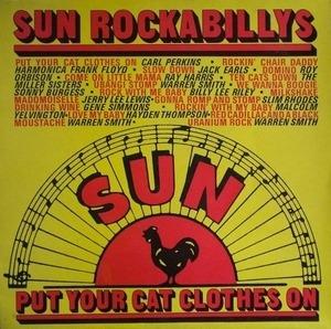 Carl Perkins - Sun Rockabillys - Put Your Cat Clothes On